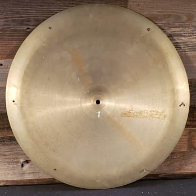 Used Vintage Zildjian A China Cymbal w/Rivets 20
