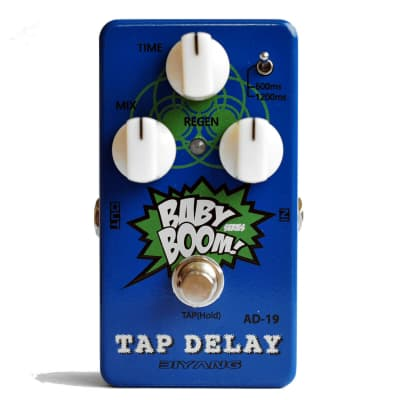 Biyang AD-19 Tap Delay Very first time for sale (anywhere) Fast U.S. Ship!