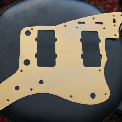 Squier J Mascis Pickguard Gold Anodized Relic 2018 Gold