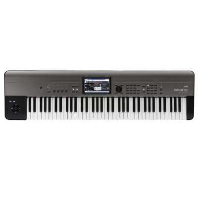 Korg KROME EX 73 73-Key Semi Weighted Keyboard
