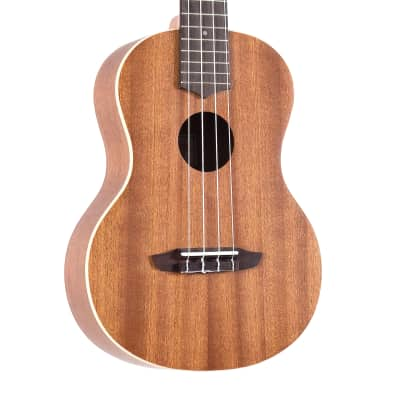 Koloa KU-14 Tenor Ukulele, Mahogany, W/Bag for sale