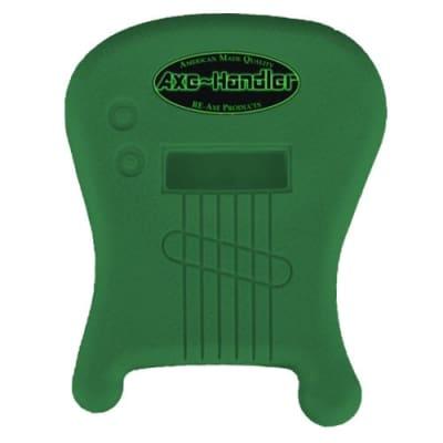 Re-Axe THE AXE-HANDLER 'STRINGS-IN' Green