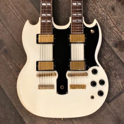 1999 Gibson EDS-1275 Double Neck Alpine White w/Case for sale