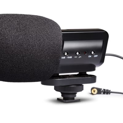 Marantz Pro Audio Scope SB-C2 X/Y Stereo Condenser DSLR Camera Mic