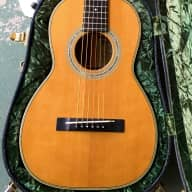 <p>martin  #112 size 5 Mini martin Custom Shop parlor TERZ limited Edition C.F. Martin IV</p>  for sale