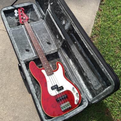 Fender AJB-100 Aerodyne Classic Precision Bass Special