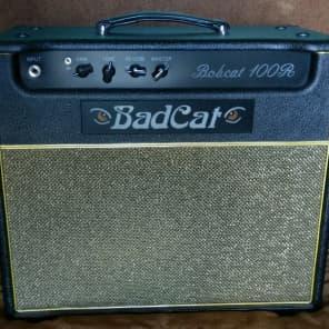 "Bad Cat Bobcat 100R 100-Watt 1x12"" Guitar Combo with Reverb"