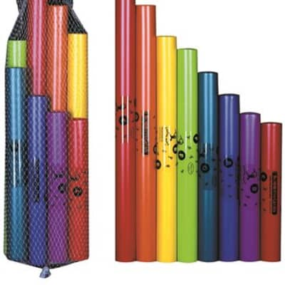 Boomwhackers BWDG 8-Note Percussion Tube Set - C Major