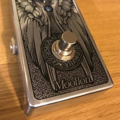 Moollon Signal Boost Pedal for sale