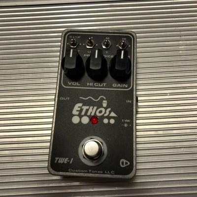 Custom Tones ETHOS GUITAR FX     TWE-1 Overdrive