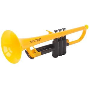 pTrumpet PTRUMPET1Y Student Model Plastic Trumpet