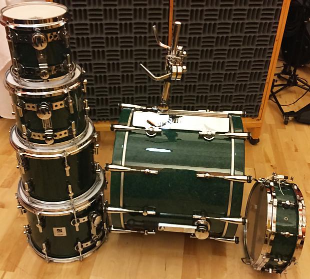 b2e1ce953fe4 Sonor Designer Series Green
