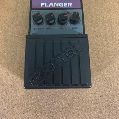 Rocktek Flanger Pedal for sale