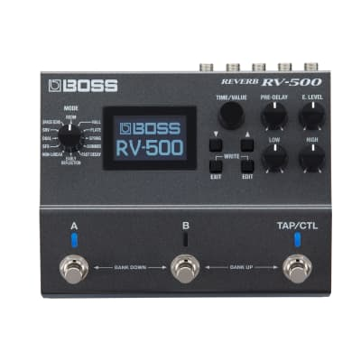 Boss RV-500 Reverb Guitar Effects Unit for sale