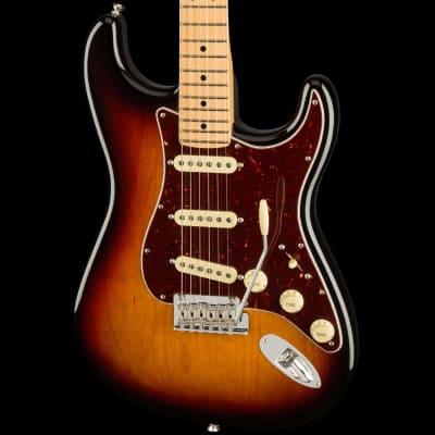 Fender American Professional II Stratocaster Maple Board 3-Tone Sunburst
