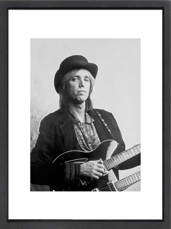 Image result for tom petty black and white