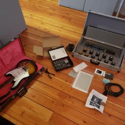 Vintage Roland GR-505 Guitar (plus case), GR-700 Synth (plus case) &  PG-200 (plus case) for sale