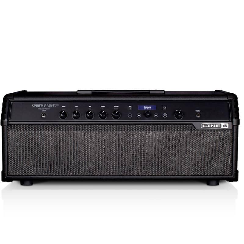 Guitar Amp Vs Head : line 6 spider v 240hc mkii guitar amp head 240 watts reverb ~ Russianpoet.info Haus und Dekorationen
