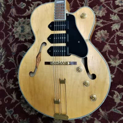 Epiphone Zephyr Blues Deluxe w/Case (1999) First Run for sale