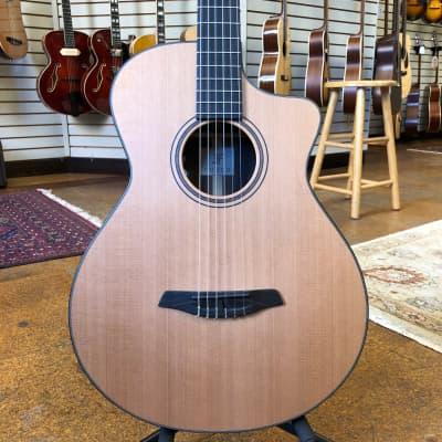 Furch GNc 2-CW VTC Red Cedar/Walnut Grand Nylon Cutaway Acoustic-Electric w/Padded Gig Bag for sale