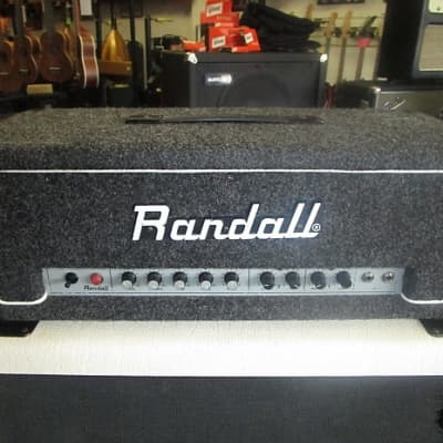 Randall 1980's RG 80 es for sale