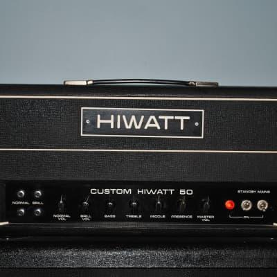 Hiwatt Custom 50 DR504
