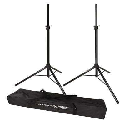 Ultimate Support JS-TS50-2 DJ Tripod Speaker Jamstand Speaker Stand Pair