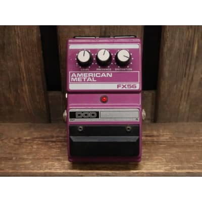 DOD FX56 American Metal (s/n 008184) for sale