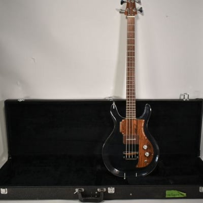 1968/69 Dan Armstrong Vintage Ampeg Lucite Bass Guitar w/OHSC for sale