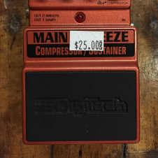 DigiTech Main Squeeze Compressor 2010s