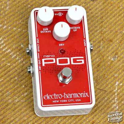 Electro-Harmonix Nano POG