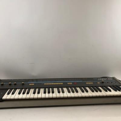Korg Poly-61 Programmable Polyphonic Synthesizer