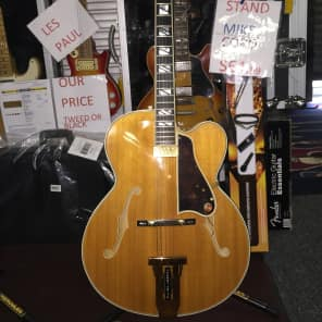 Gibson Johnny Smith 1978 Natural for sale