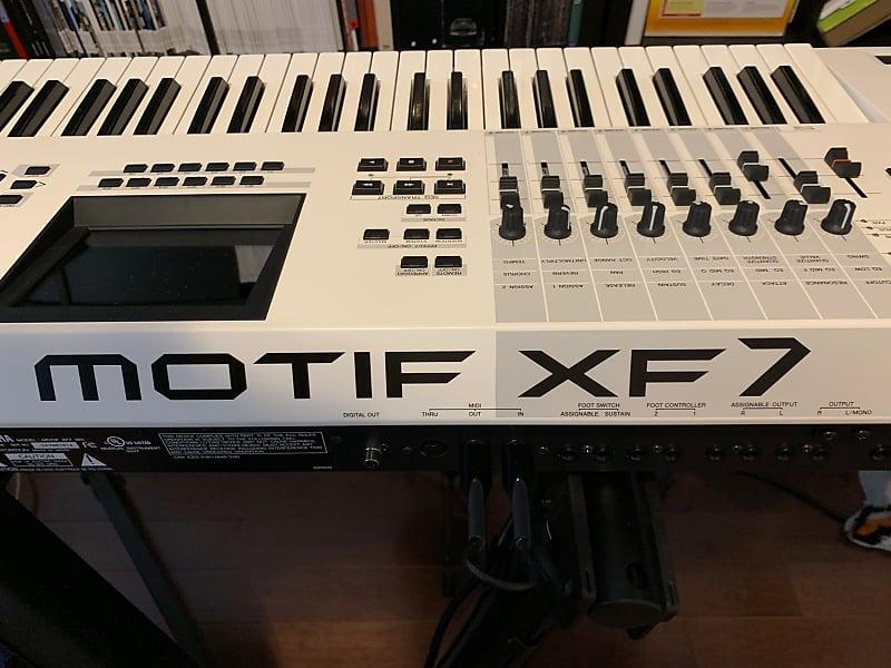 Yamaha Motif XF7 40th Anniversary Edition | Wizmind, Inc