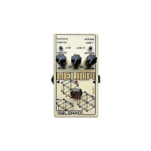 malekko helium mkii analog distortion pedal prymaxe reverb. Black Bedroom Furniture Sets. Home Design Ideas