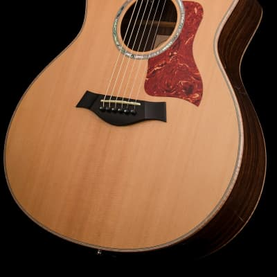 Taylor 816ce Grand Symphony Acoustic / Electric Guitar 2012 Natural w/ hard case