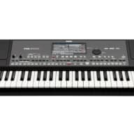 Korg PA600 61 key Arranger Keyboard with X-Stand and Cover