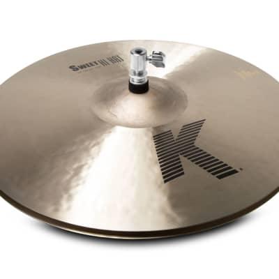 Zildjian 16 inch K Series Sweet Hi-Hat Cymbals (Pair) -  K0726 - 642388317945