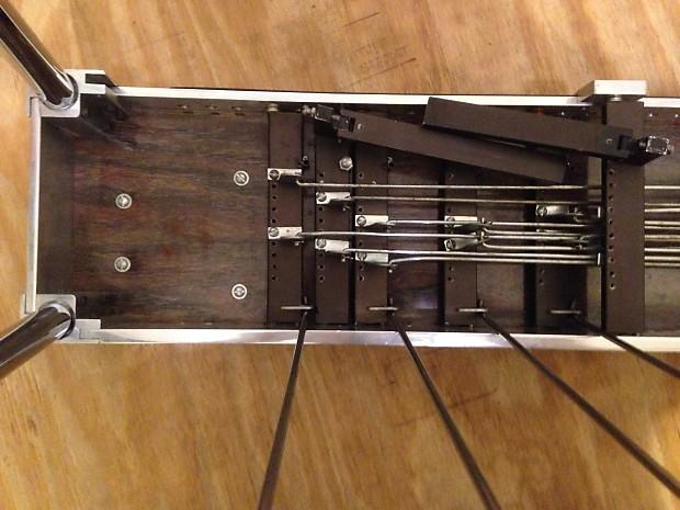 bmi s 10 4x4 pedal steel guitar reverb. Black Bedroom Furniture Sets. Home Design Ideas