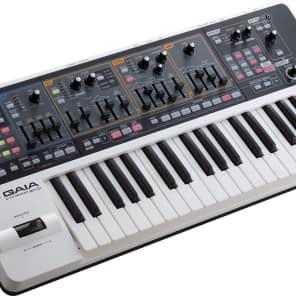 Roland 'GAIA' 37-key, 3-OSC Virtual Analog Synthesizer