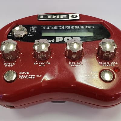 Line 6 Pocket Pod Multi-Effects Pedal
