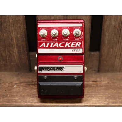 DOD FX54 Attacker (Distortion / compressor) for sale