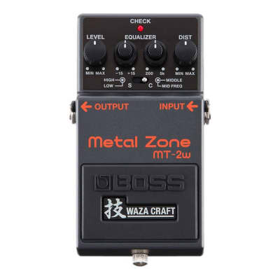 Boss MT-2W Metal Zone Pedal