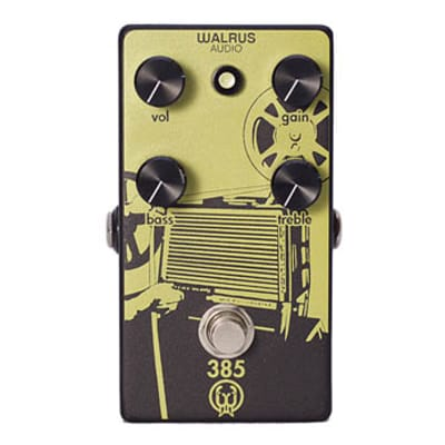 Walrus Audio 385 Overdrive Guitar Pedal for sale