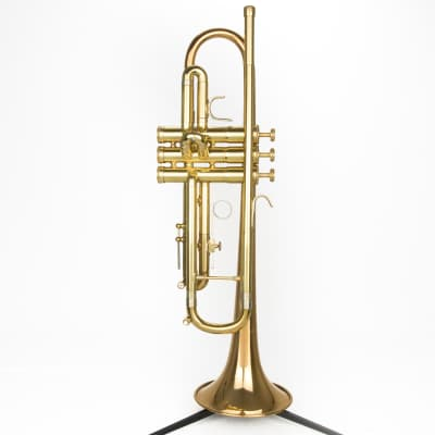 Doc Severinsen Large Bore Trumpet - Lacquer - Rose Brass Bell