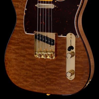 Fender Rarities Red Mahogany Top Telecaster (926)