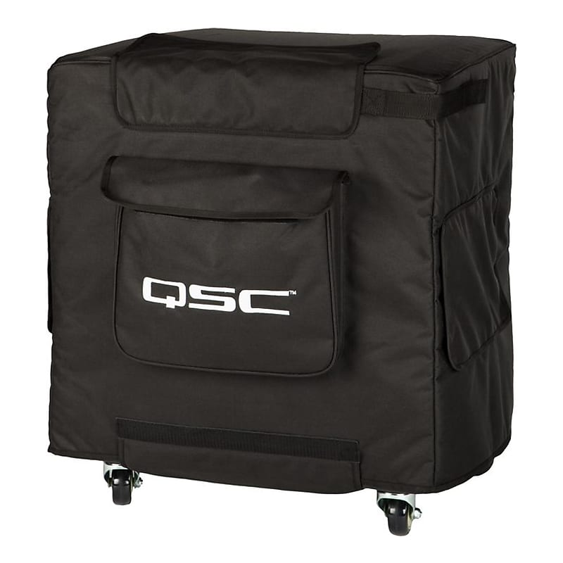 qsc kw181 active powered 18 1000w dj club subwoofer reverb. Black Bedroom Furniture Sets. Home Design Ideas
