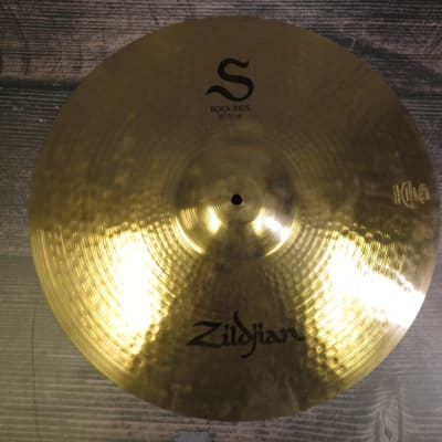 "Zildjian 20"" S Series Rock Ride Cymbal"