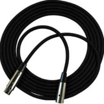RapcoHorizon NBM1-25 25' Standard M1 Series Mic Cable Neutrik Connector