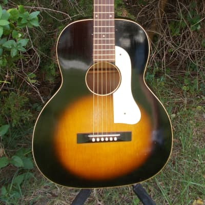 Slingerland May-Bell Style #6 Acoustic Guitar 1935 With Case for sale